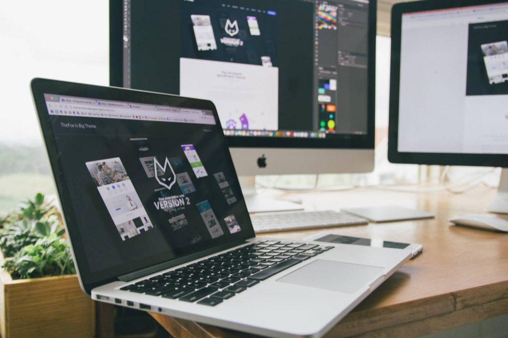 Web design & development services - VAMS Derby