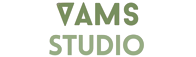 VAMS Studio Logo 196 x 57 Transparent